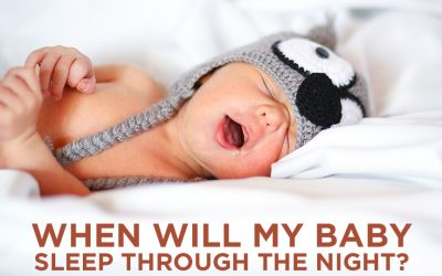 When Will My Baby Sleep Through the Night?